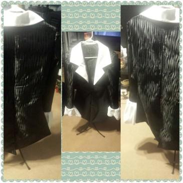 Lady Baron Samedi Tail Coat